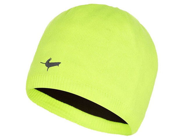 Sealskinz Waterproof Beanie hi vis yellow/black